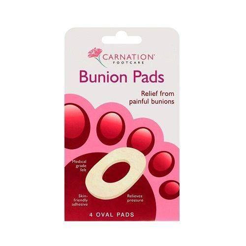 Carnation | Bunion Pads| Αυτοκόλλητα Προστατευτικά για τα Δάκτυλα των Ποδιών | 4τεμ