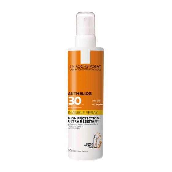 La Roche Posay  | Anthelios Invisible Spray SPF30 | 200ml