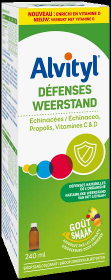 Alvityl   Defenses για Ενίσχυση της Φυσικής Άμυνας του Οργανισμού   240ml