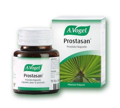 A. Vogel | Prostasan | Συμπλήρωμα Διατροφής για την Υγεία του Προστάτη | 30caps